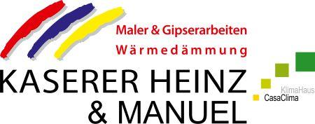 Maler Kaserer Heinz und Manuel